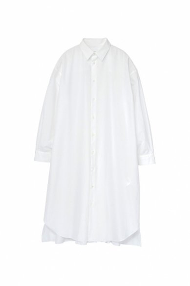 Graphpaper<br>Broad Oversized Shirt Dress