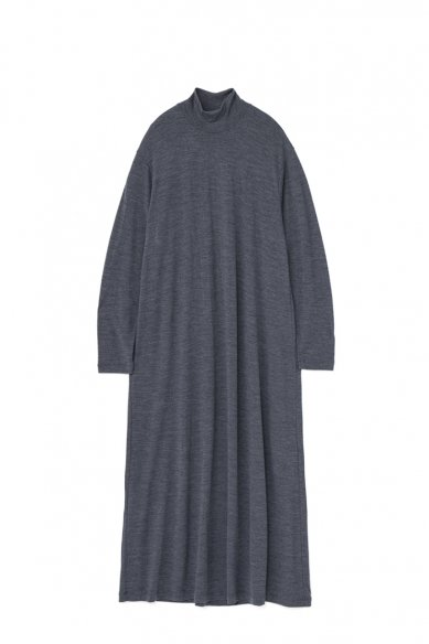 Graphpaper<br>Washable Wool High Neck Dress