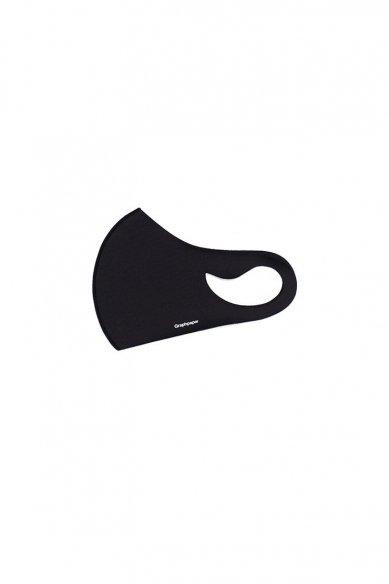 Graphpaper<br>Washable Mask BLACK