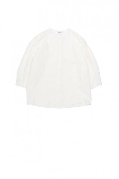 HED MAYNER<br>COLLARLESS BUTTON SHIRT