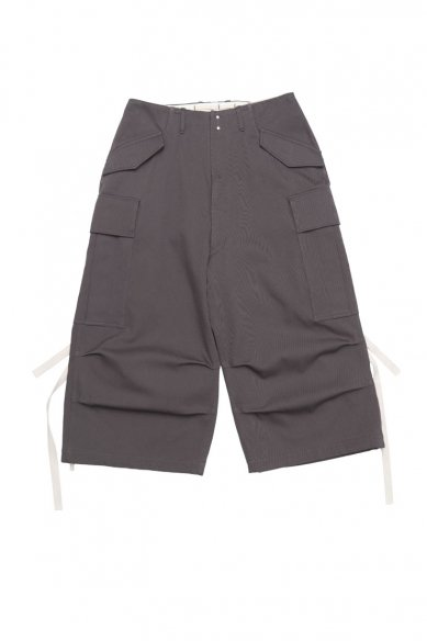 SOUMO for Graphpaper<br>Cargo Trousers