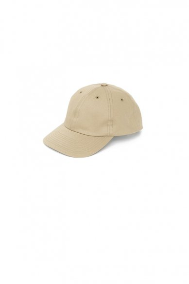 INTÉRIM<br>FRENCH ARMY CHINO 6 PANELS CAP