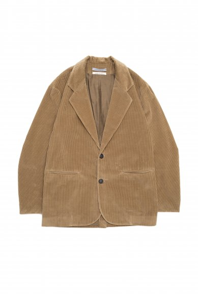Cristaseya<br>Italian cotton corduroy oversized blazer