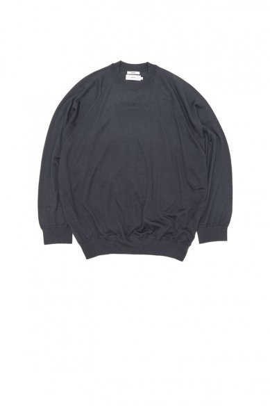 BODHI for Graphpaper<br>High Gauge Cashmere Sweat Shirt