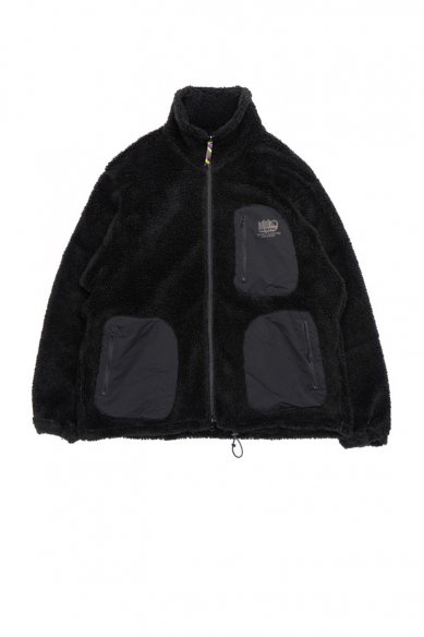 is-ness<br>THE HOLY MOUNTAIN FLEECE JACKET