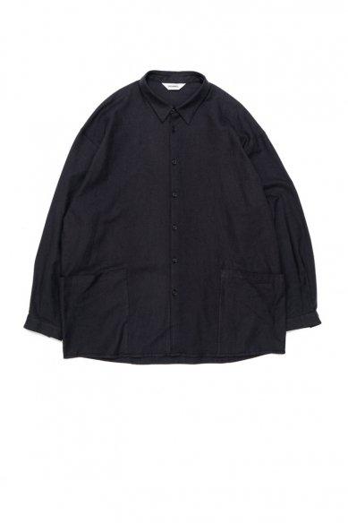 DIGAWEL<br>Side Pocket Oversized Shirt