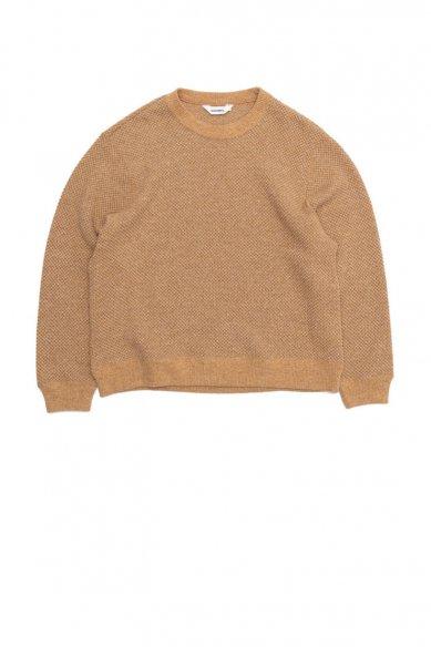 DIGAWEL<br>Hexagonal patterns Sweatshirt
