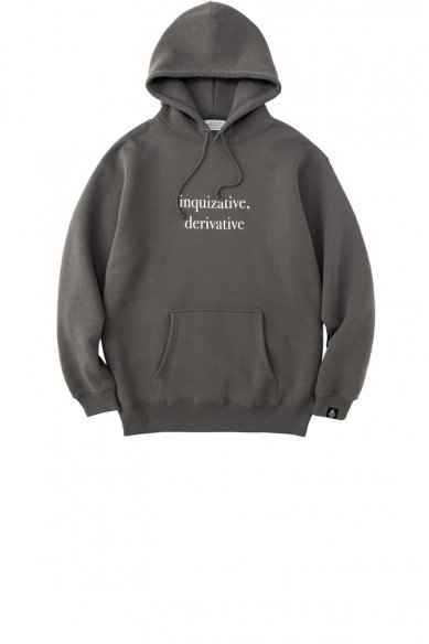 POET MEETS DUBWISE<br>0261 INQUIZA TIVE HOODIE