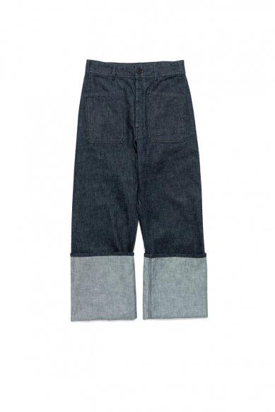 LEMAIRE<br>Denim Sailor Pants