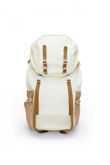 DIGAWEL for Graphpaper<br>White Suedo Back Pack