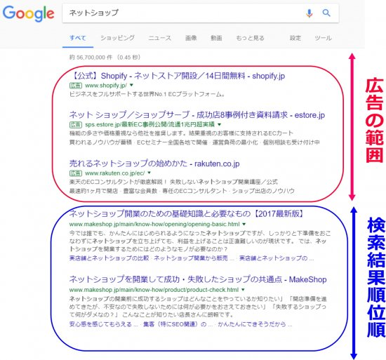検索エンジン 広告(PPC・SEM)-かんたんリスティング【画像2】