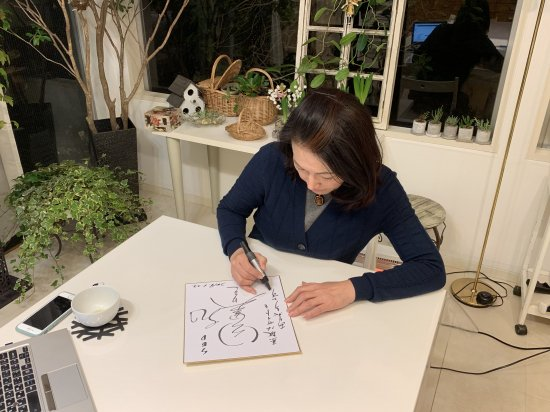 岡田美里さんのアトリエにお邪魔しました。【画像7】