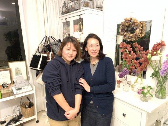 岡田美里さんのアトリエにお邪魔しました。【画像9】