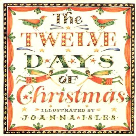 〈英語〉The Twelve Days of Christmas