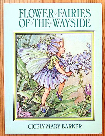 〈英語〉FLOWER FAIRIES OF THE WAYSIDE