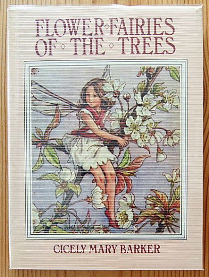 〈英語〉FLOWER FAIRIES OF THE TREES