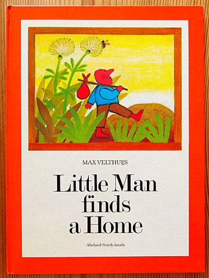 〈英語〉Little Man finds a Home