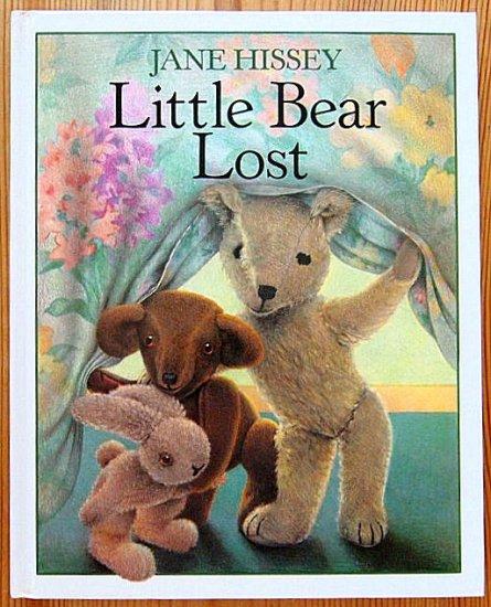 〈英語〉Little Bear Lost