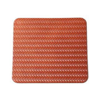 CALEE キャリー EMBOSSING LEATHER MOUSE PAD<BROWN><img class='new_mark_img2' src='//img.shop-pro.jp/img/new/icons14.gif' style='border:none;display:inline;margin:0px;padding:0px;width:auto;' />