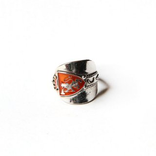 CALEE キャリー SPOON RING<SILVER925><img class='new_mark_img2' src='https://img.shop-pro.jp/img/new/icons14.gif' style='border:none;display:inline;margin:0px;padding:0px;width:auto;' />