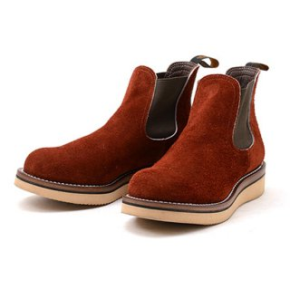 ROLLING DUB TRIO ローリングダブトリオ STAN #2021<Oil Suede Red Brown>