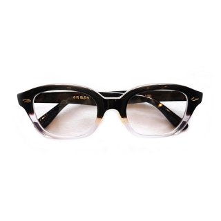 GLADHAND グラッドハンド J-IMMY-GLASSES ORNAMENT<GOLD BLACK×CLEAR>