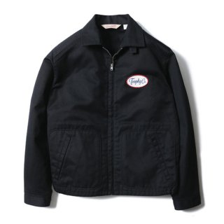 TROPHY CLOTHING トロフィークロージング GAS WORKER JACKET<BLACK><img class='new_mark_img2' src='https://img.shop-pro.jp/img/new/icons14.gif' style='border:none;display:inline;margin:0px;padding:0px;width:auto;' />