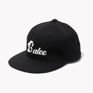 CALEE キャリー  Base ball cap<Black/White><img class='new_mark_img2' src='https://img.shop-pro.jp/img/new/icons14.gif' style='border:none;display:inline;margin:0px;padding:0px;width:auto;' />