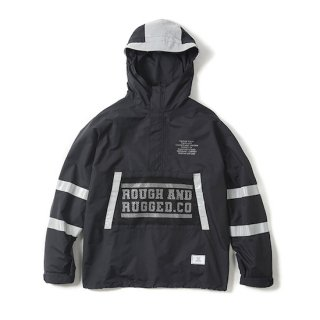 ROUGH AND RUGGED ラフアンドラゲッド HUNTER<BLACK><img class='new_mark_img2' src='https://img.shop-pro.jp/img/new/icons14.gif' style='border:none;display:inline;margin:0px;padding:0px;width:auto;' />
