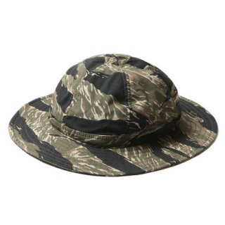 TROPHY CLOTHING トロフィークロージング RIP STOP ARMY HAT<TIGER><img class='new_mark_img2' src='https://img.shop-pro.jp/img/new/icons14.gif' style='border:none;display:inline;margin:0px;padding:0px;width:auto;' />