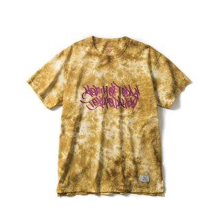 ROUGH AND RUGGED ラフアンドラゲッド SHIBORI SS<MUSTARD><img class='new_mark_img2' src='https://img.shop-pro.jp/img/new/icons14.gif' style='border:none;display:inline;margin:0px;padding:0px;width:auto;' />