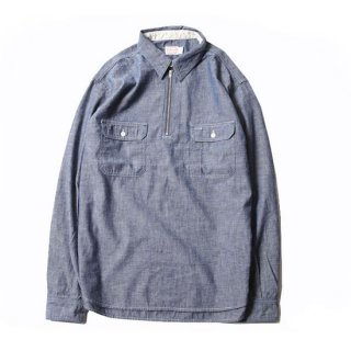 TROPHY CLOTHING トロフィークロージング HARVEST HALF ZIP SHIRT<IND><img class='new_mark_img2' src='//img.shop-pro.jp/img/new/icons14.gif' style='border:none;display:inline;margin:0px;padding:0px;width:auto;' />