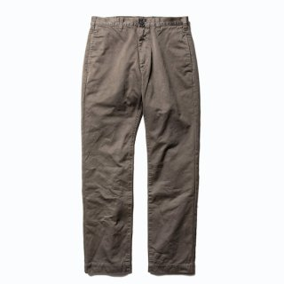 CALEE キャリー Westpoint slim chino pants<Gray><img class='new_mark_img2' src='https://img.shop-pro.jp/img/new/icons14.gif' style='border:none;display:inline;margin:0px;padding:0px;width:auto;' />