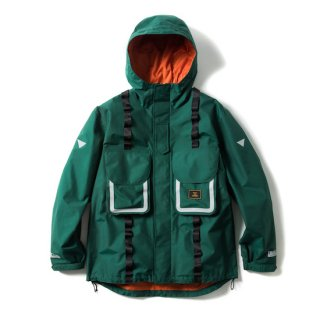 ROUGH AND RUGGED ラフアンドラゲッド ECWCS<GREEN><img class='new_mark_img2' src='//img.shop-pro.jp/img/new/icons14.gif' style='border:none;display:inline;margin:0px;padding:0px;width:auto;' />