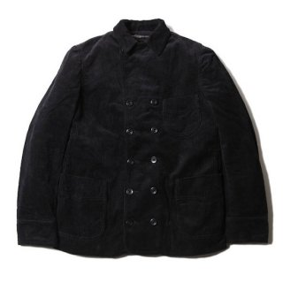 TROPHY CLOTHING トロフィークロージング CORD VITO JACKET<BLACK><img class='new_mark_img2' src='https://img.shop-pro.jp/img/new/icons14.gif' style='border:none;display:inline;margin:0px;padding:0px;width:auto;' />