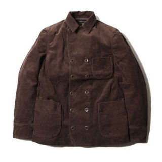 TROPHY CLOTHING トロフィークロージング CORD VITO JACKET<BROWN><img class='new_mark_img2' src='https://img.shop-pro.jp/img/new/icons14.gif' style='border:none;display:inline;margin:0px;padding:0px;width:auto;' />