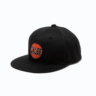 CALEE キャリー Cotton twill wappen cap<Black><img class='new_mark_img2' src='https://img.shop-pro.jp/img/new/icons14.gif' style='border:none;display:inline;margin:0px;padding:0px;width:auto;' />