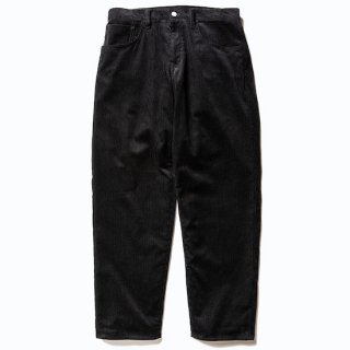 CALEE キャリー Corduroy 5pocket pants<Black><img class='new_mark_img2' src='https://img.shop-pro.jp/img/new/icons14.gif' style='border:none;display:inline;margin:0px;padding:0px;width:auto;' />