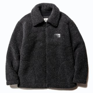 CALEE キャリー ×COLD BREAKER Boa jacket<Black><img class='new_mark_img2' src='https://img.shop-pro.jp/img/new/icons14.gif' style='border:none;display:inline;margin:0px;padding:0px;width:auto;' />
