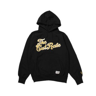CUTRATE カットレイト 4TH LOGO SWEAT PARKA<BLACK><img class='new_mark_img2' src='https://img.shop-pro.jp/img/new/icons14.gif' style='border:none;display:inline;margin:0px;padding:0px;width:auto;' />