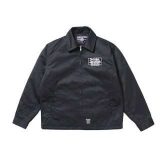 CUTRATE カットレイト LOGO SWING TOP<BLACK>