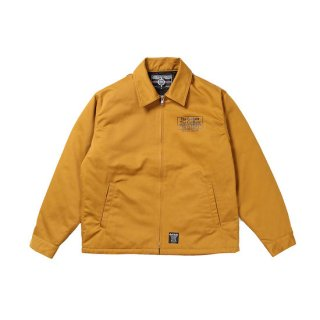 CUTRATE カットレイト LOGO SWING TOP<MUSTARD><img class='new_mark_img2' src='https://img.shop-pro.jp/img/new/icons14.gif' style='border:none;display:inline;margin:0px;padding:0px;width:auto;' />