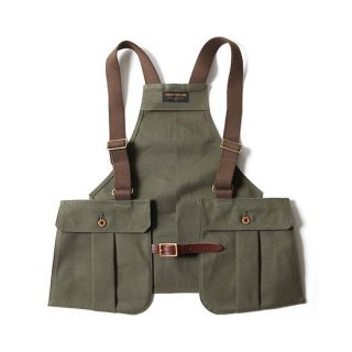 TROPHY CLOTHING トロフィークロージング GAME BAG<OLIVE>