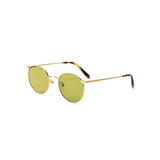 CALEE キャリー Circle type glasses<Yellow><img class='new_mark_img2' src='https://img.shop-pro.jp/img/new/icons14.gif' style='border:none;display:inline;margin:0px;padding:0px;width:auto;' />