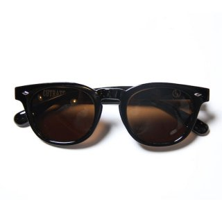 CUTRATE カットレイト WELLINGTON GLASSES<BLK/BROWN>