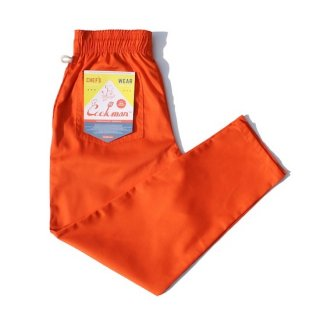 COOKMAN クックマン シェフパンツ Chef Pants Orange<img class='new_mark_img2' src='https://img.shop-pro.jp/img/new/icons14.gif' style='border:none;display:inline;margin:0px;padding:0px;width:auto;' />
