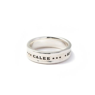 CALEE キャリー Round plane silver ring<Silver925><img class='new_mark_img2' src='https://img.shop-pro.jp/img/new/icons14.gif' style='border:none;display:inline;margin:0px;padding:0px;width:auto;' />