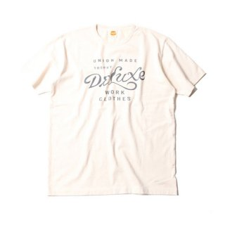 TROPHY CLOTHING トロフィークロージング DELUXE OD CREW TEE<NATURAL>
