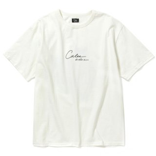 CALEE キャリー Binder neck rose vintage t-shirt<White><img class='new_mark_img2' src='https://img.shop-pro.jp/img/new/icons14.gif' style='border:none;display:inline;margin:0px;padding:0px;width:auto;' />