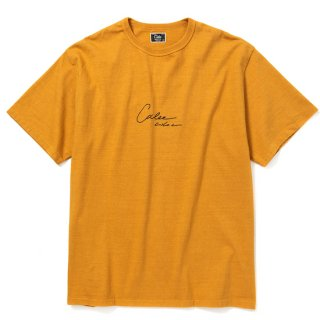 CALEE キャリー Binder neck rose vintage t-shirt<Orange><img class='new_mark_img2' src='https://img.shop-pro.jp/img/new/icons14.gif' style='border:none;display:inline;margin:0px;padding:0px;width:auto;' />